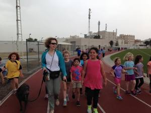 Charity RunWalk Elementary School for the BSPCA