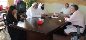 Muharraq Municipality Meeting01